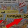 corona virüs 39 yıl önce dergilerde yayınlanmış!