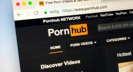 pornhub sitesi hakkında kapatma kampanyası başlatıldı.