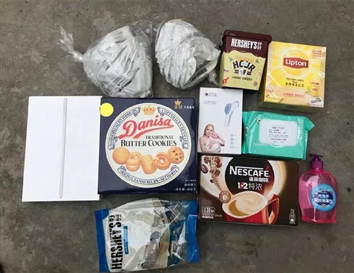 Apple, Çin'in bazı bölgelerinde evde kalan çalışanlarına destek paketleri gönderdi