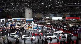 2020 Cenevre Otomobil Fuarı'nın koronavirüs sebebiyle iptal edildi | startr haber