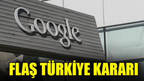 startr türkiye flash google kararı