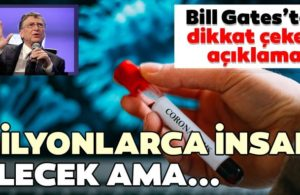 bill gates corona virus hakkında çok çarpıcı açıklamalarda bulundu..