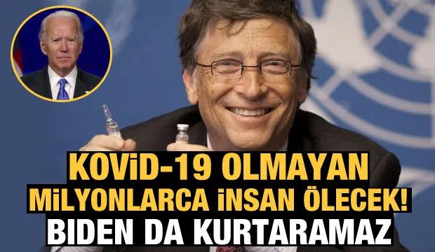 Bill Gates Coronavirus hakkında dünya genelinde çok insan ölecek acıklamalarında bulundu.