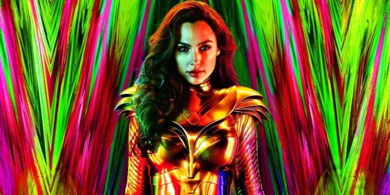 Wonder Woman 1984 Covid-19 Nedeniyle 4.kez Ertelendi.