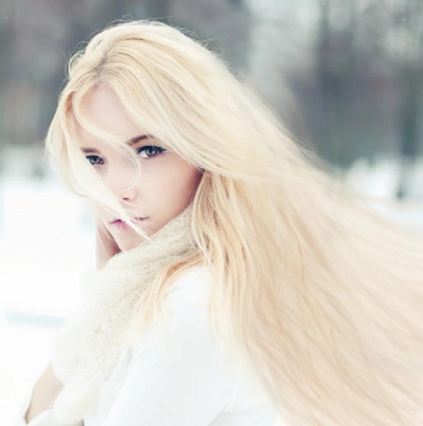 kış aylarında cildi genç tutmak.