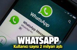 whatsapp 2 milyar kullanıcıya ulaştı | startr sosyal medya